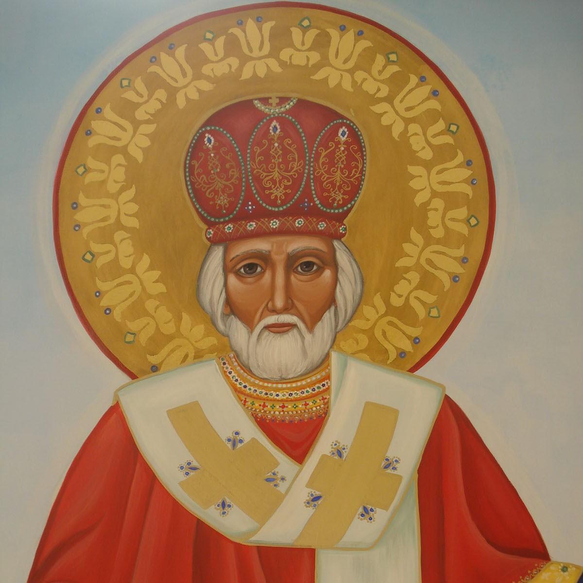 Nicolaus Ikon Malszeminar – 4-6 December